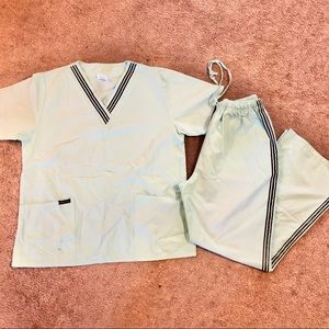 Medical Scrub uniform set small women